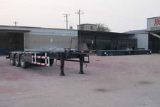 MJZ9407TJZ型通广九州牌集装箱运输半挂车图片
