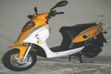 双菱牌SHL125T-14型两轮摩托车