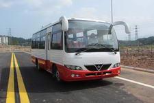 通工牌TG6661B1N4型城市客车