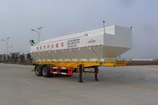 江淮扬天10米20吨2轴散装饲料运输半挂车(CXQ9290ZSL)