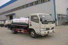 楚胜牌CSC5071GPS4型绿化喷洒车