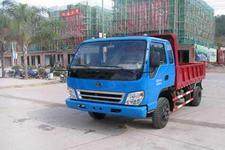 富建牌FJ4010PD2型自卸低速货车