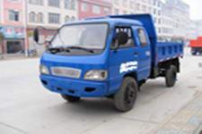 碧洲牌BZ1710PD型自卸低速货车