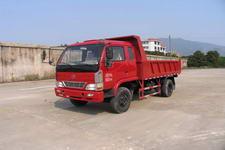 富建牌FJ4010PD3型自卸低速货车