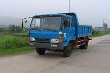 富建牌FJ5815PDA型自卸低速货车