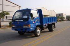 龙江牌LJ4010DA型自卸低速货车