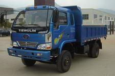 铁武林牌SW4010PD1A型自卸低速货车