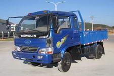 铁武林牌SW2010PD-Ⅱ型自卸低速货车