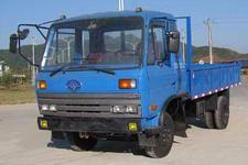 铁武林牌SW4010PDA型自卸低速货车