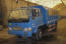 常内牌CN5815PD4Ⅱ型自卸低速货车