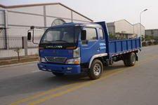 龙江牌LJ4010PD3A型自卸低速货车
