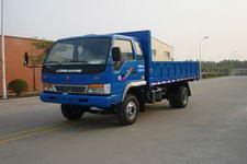 龙江牌LJ4010PD1A型自卸低速货车