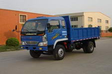 龙江牌LJ4810PDA型自卸低速货车