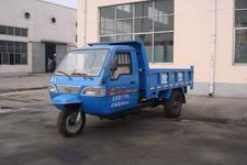 世杰牌7YPJ-1450DA型自卸三轮汽车图片