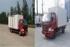 福田牌BJ5041V9BD6-FA型厢式运输车图片
