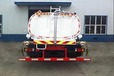 圆易牌JHL5162GSSEV型纯电动洒水车图片2