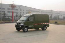 华山牌BAJ2310X2型厢式低速货车