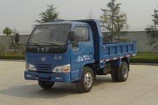 英田牌YT4010D型自卸低速货车图片