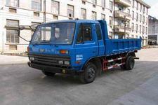 富建牌FJ5815PD1A型自卸低速货车
