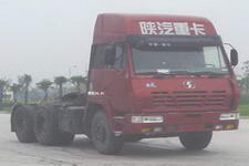 陕汽牌SX4255TN294型集装箱牵引汽车图片