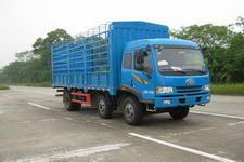 青岛解放国三前四后四仓栅式运输车188-224马力10-15吨(CA5240XXYPK2L7T3EA80-1)