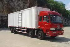 柳特神力牌LZT5270XXYPK2E3L11T2A90型平头厢式运输车图片