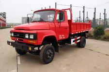 华通牌JN5820CDA型自卸低速货车