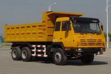 陜汽奧龍6X4礦用自卸車