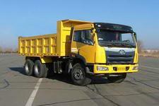 解放牌CA3252P2K2T1A型6X4平头柴油自卸汽车图片