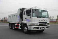 中集牌ZJV3250THFV48型公矿自卸汽车图片
