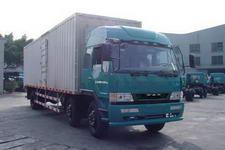 柳特神力牌LZT5202XXYPK2E3L10T3A95型平头厢式运输车图片