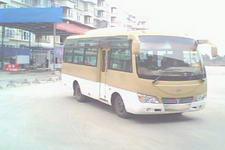 乐达牌LSK6660N型城市客车图片3