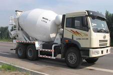 哈齿牌XP5251GJB型混凝土搅拌运输车