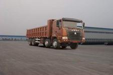豪运前四后八自卸车国三267马力(ZZ3315M3065C2)
