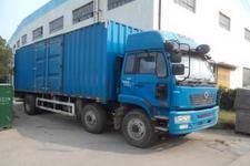 徐工重卡国三前四后四厢式运输车233-241马力5-10吨(NXG5201XXY3)