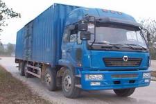 徐工重卡国三前四后六厢式运输车233-256马力10-15吨(NXG5248XXY3)