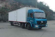 柳特神力牌LZT5253XXYPK2E3L10T3A95型平头厢式运输车图片