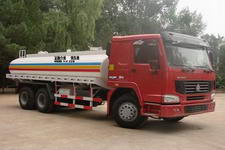 豪泺牌ZZ5257GGSM4347C1型供水车(ZZ5257GGSM4347C1供水车)