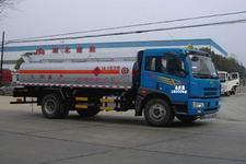 楚胜牌CSC5160GHYC型化工液体运输车