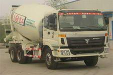 天马牌KZ5253GJBBJJB-S型混凝土搅拌运输车