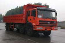 榆公前四后八自卸车国三290马力(YCG3314TMG366)