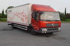 东风商用车国三单桥厢式运输车140-143马力5-10吨(DFL5160XXYBX9)