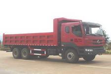 福狮后双桥,后八轮自卸车国三290马力(LFS3253LQ)