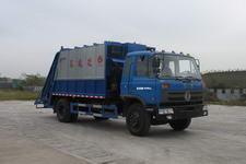 楚胜牌CSC5140ZYS3型压缩式垃圾车