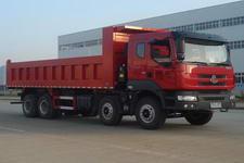 福狮前四后八自卸车国三292马力(LFS3300LQ)