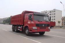 祥力牌XLZ3257ZZN3648型自卸汽车