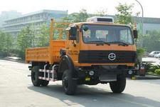 铁马国三单桥货车271马力8吨(XC1160F3)