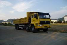 中商汽车前四后八自卸车国三336马力(ZL3310)