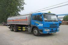 楚胜牌CSC5252GHYC型化工液体运输车
