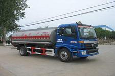楚胜牌CSC5163GHYB型化工液体运输车